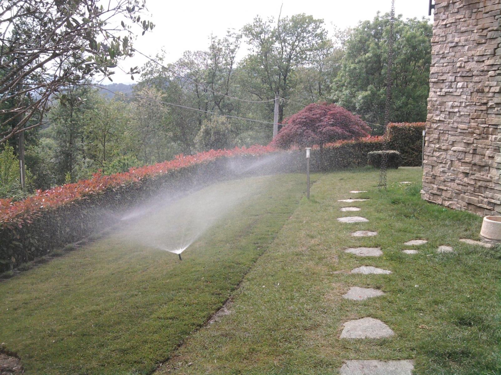 irrigazione giardiniere gallarate